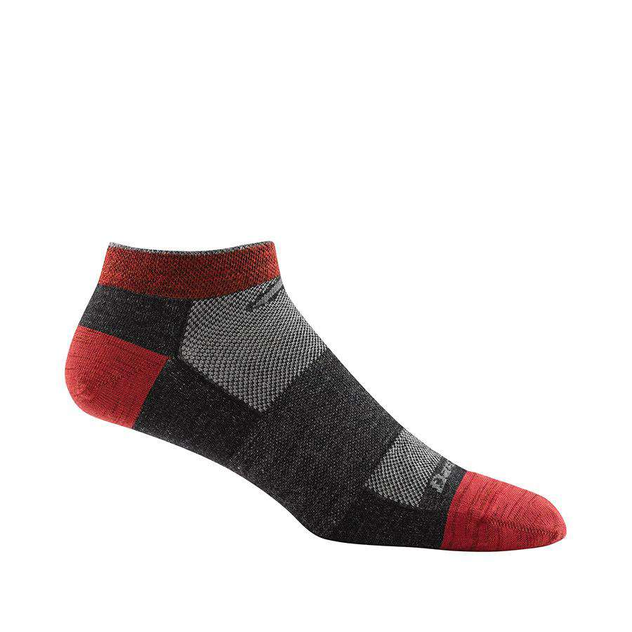 Darn Tough Mens No Show Light Sock Style 1437 Merino Wool 6 Pack Special