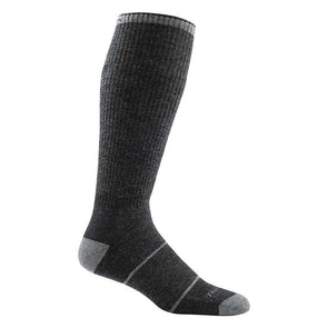 Darn Tough Men's Paul Bunyan Over-The-Calf Full Cushion Sock, Gravel