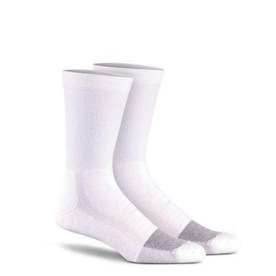 Fox River Wick Dry® Triathlon Crew Socks, White