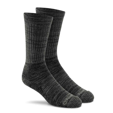 Fox River Jasper Crew Socks, Black