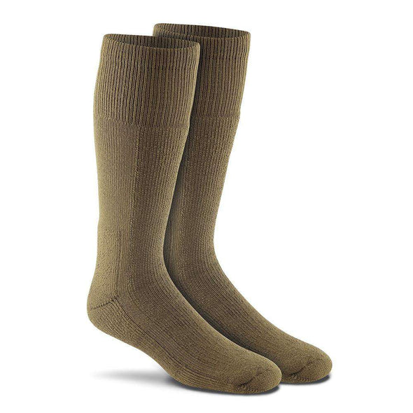 Fox River Cold Weather Boot Socks, Coyote Brown