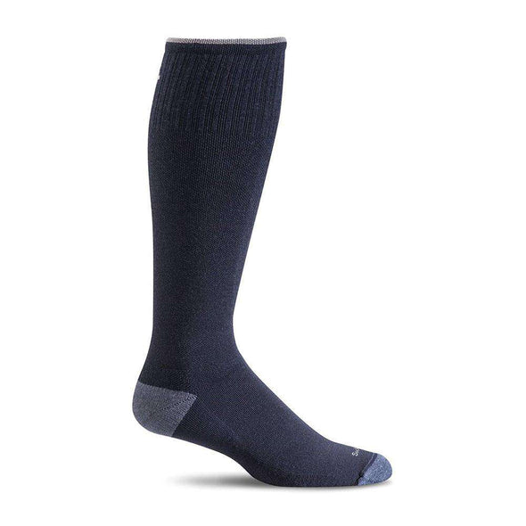 Sockwell Men's Elevation Firm Compression Socks, Navy