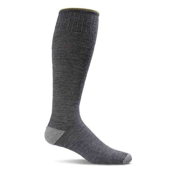 Sockwell Men's Elevation Firm Compression Socks, Grey