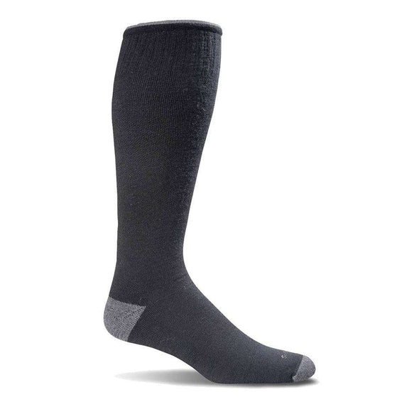 Sockwell Men's Elevation Firm Compression Socks, Black