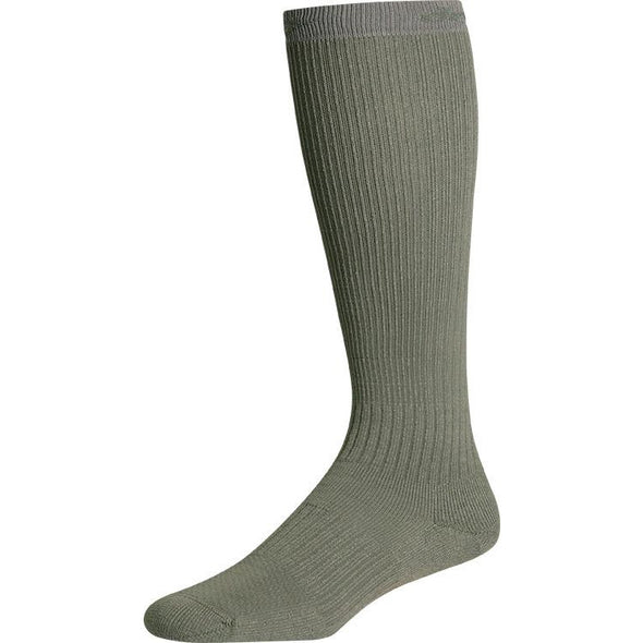 Drymax Hiking HD Over Calf Socks, Foliage Green
