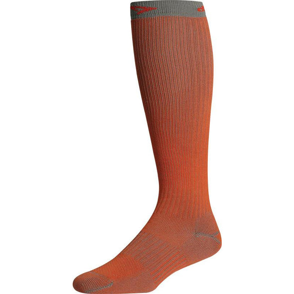 Drymax Hiking HD Over Calf Socks, Orange