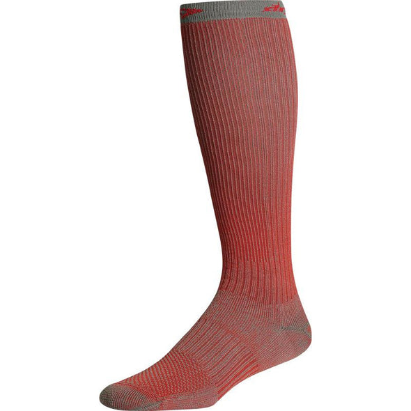 Drymax Hiking HD Over Calf Socks, Red