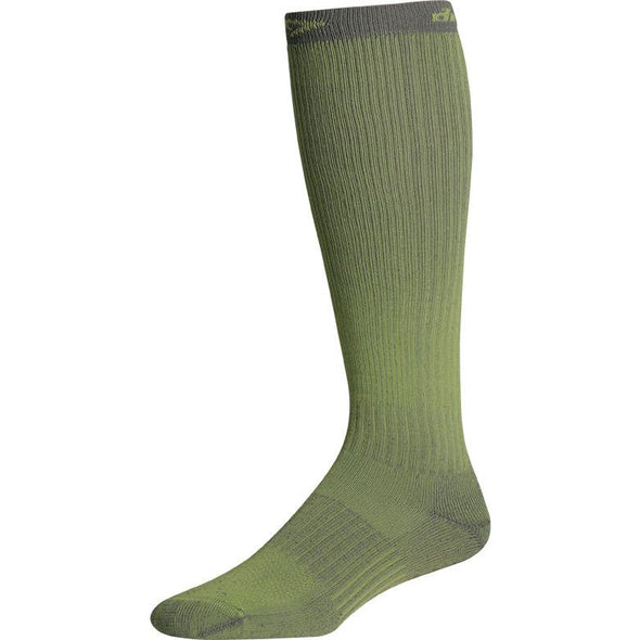 Drymax Hiking HD Over Calf Socks, Lime