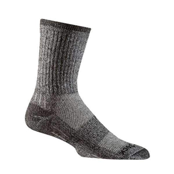 Wrightsock Escape Crew Socks, Black Twist