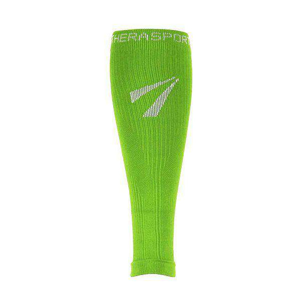 TheraSport Mild Compression Athletic Recovery Sleeves, Lime