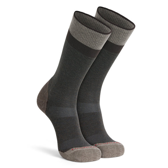 Fox River Lookout Crew Socks, Olive