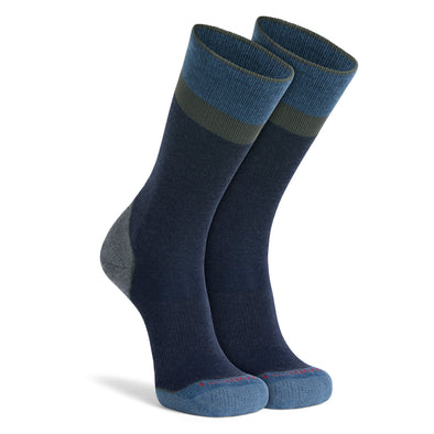 Fox River Lookout Crew Socks, Blue