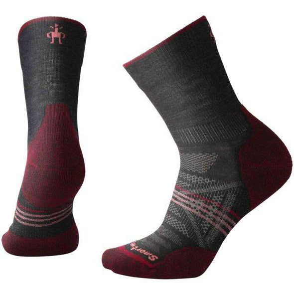 Smartwool Women's PhD® Outdoor Light Mid Crew Socks
