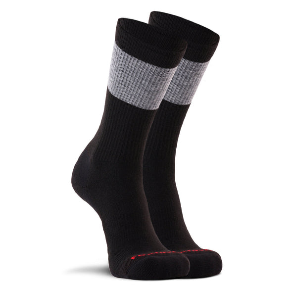 Fox River Pathfinder Crew Socks, Black