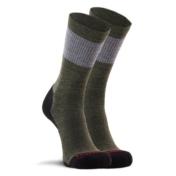 Fox River Pathfinder Crew Socks, Olive