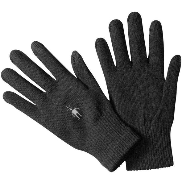 Smartwool Liner Gloves, Black
