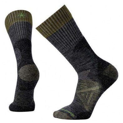 Smartwool Men's PhD® Hunt Light Crew Socks, Black