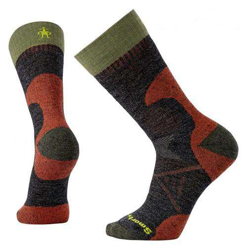 Smartwool Men's PhD® Hunt Medium Crew Socks, Black