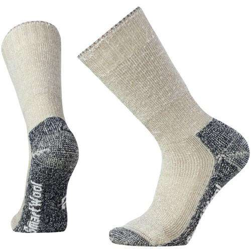 Smartwool Men's Mountaineering Extra Heavy Crew Socks, Taupe