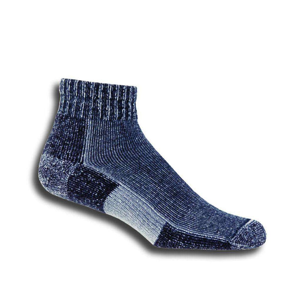 Thorlos Trail Running Ankle Socks, Charcoal