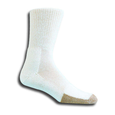 Thorlos Tennis Crew Socks, White