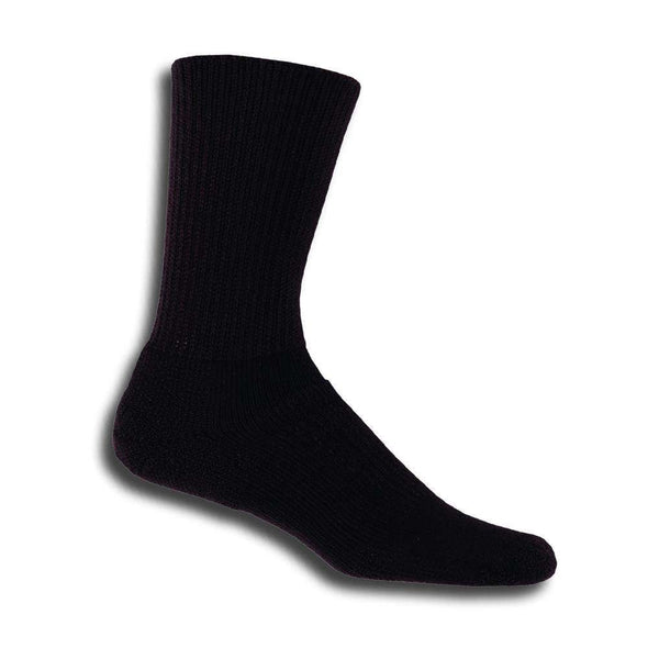 Thorlos Tennis Crew Socks, Black