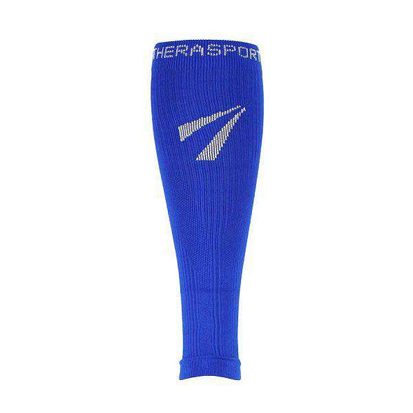 Therafirm TheraSport 15-20 mmHg Athletic Recovery Sleeves - Blue, SM
