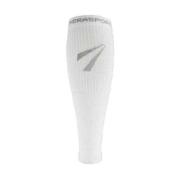 TheraSport Mild Compression Athletic Recovery Sleeves, White