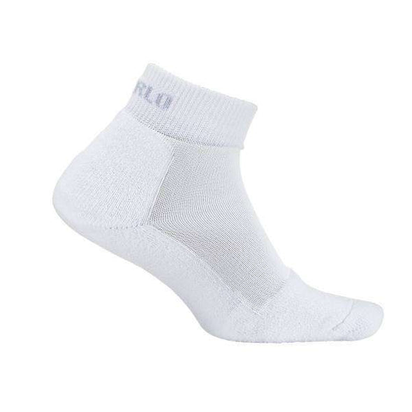 Thorlos Pickleball Ankle Socks, White