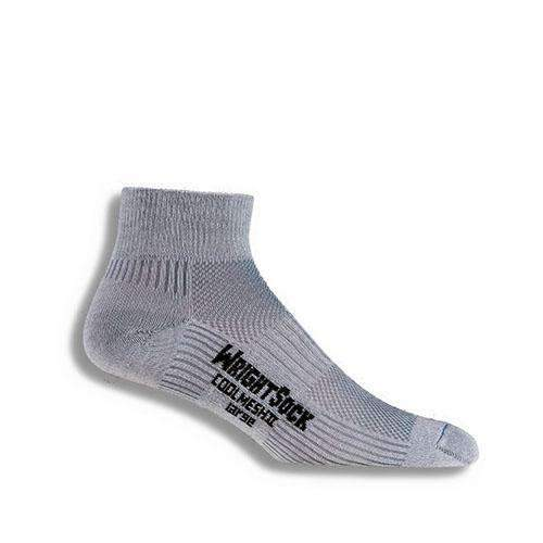 Wrightsock CoolMesh II Qtr Socks