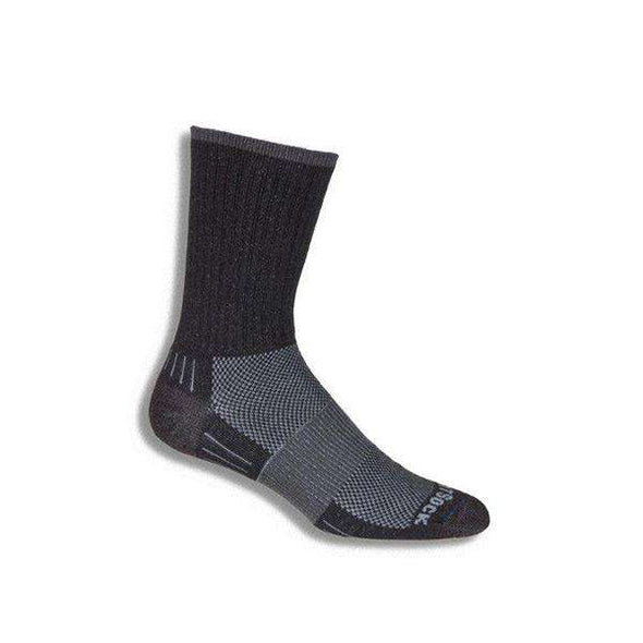 Wrightsock Escape Crew Socks, Black