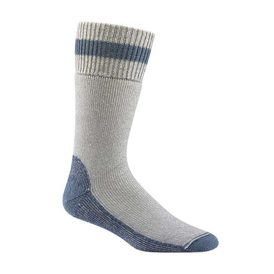 Wigwam Diabetic Thermal Crew Sock - Grey/Denim