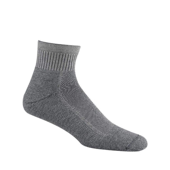 Wigwam Cool Lite Pro Quarter Socks, Grey