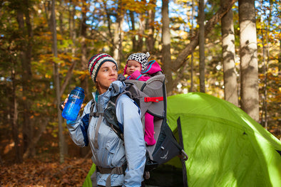 Tips for Hiking and Camping with Kids