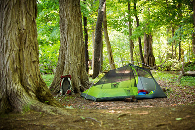 How to Choose a Campsite