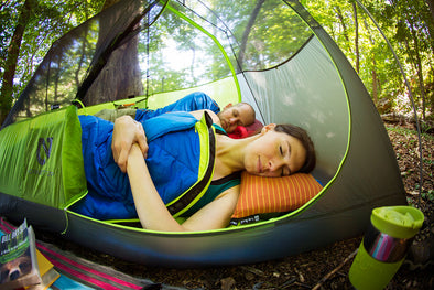 How to Sleep Comfortably in the Outdoors