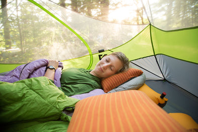 Everything You Need to Know About Sleep Systems for Camping