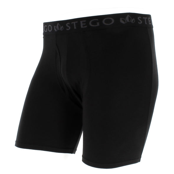 Stego Men's Modal Comfort Boxer Brief