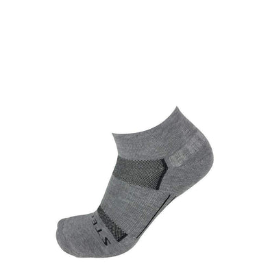 Stego StrideTec Cushioned 1/4 Crew Socks