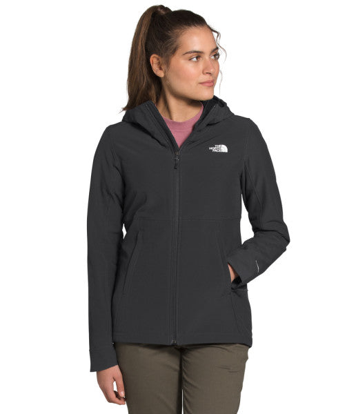 The North Face Women's Shelbe Raschel Hoodie, Asphalt Grey