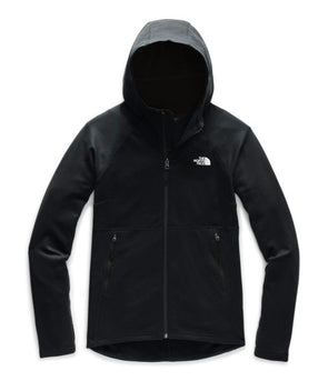 The North Face Women's Canyonlands Hoodie, TNF Black