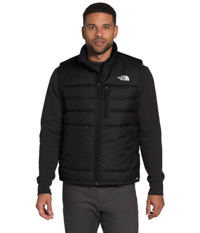 The North Face Men's Aconcagua 2 Vest, TNF Black