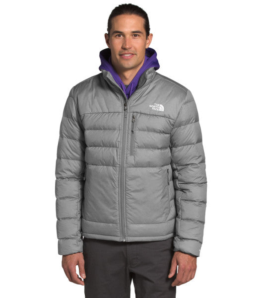 The North Face Men's Aconcagua 2 Jacket, TNF Medium Grey Heather