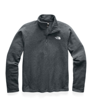 The North Face Men's Textured Cap Rock 1/4 Zip Fleece