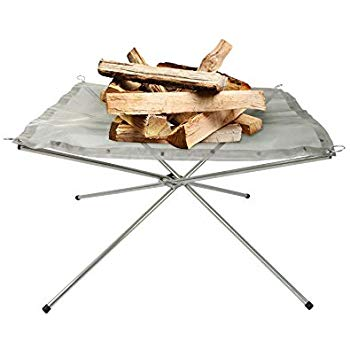 Rootless Portable Fire Pit