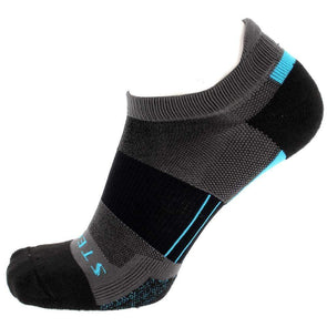 Stego RunTec Light No Show Tab Socks