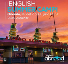 Orlando English Summer Camp