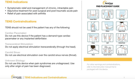 Tens Unit Electrode Placement: What You Should Know?