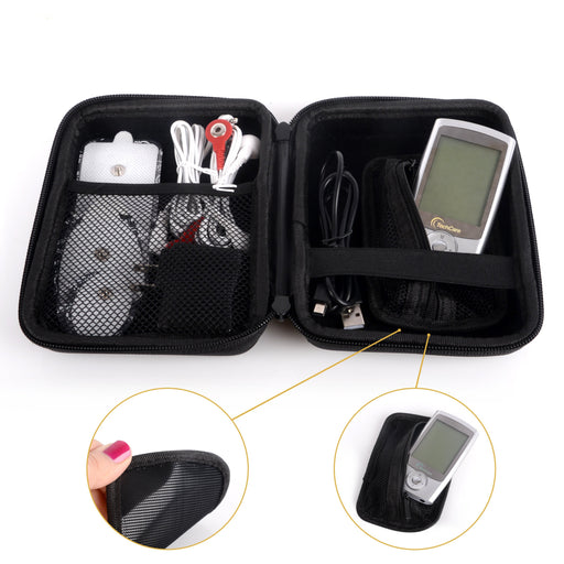 HARD TRAVEL CASE FOR TECHCARE PRO - MINI - S - SE - ELITE