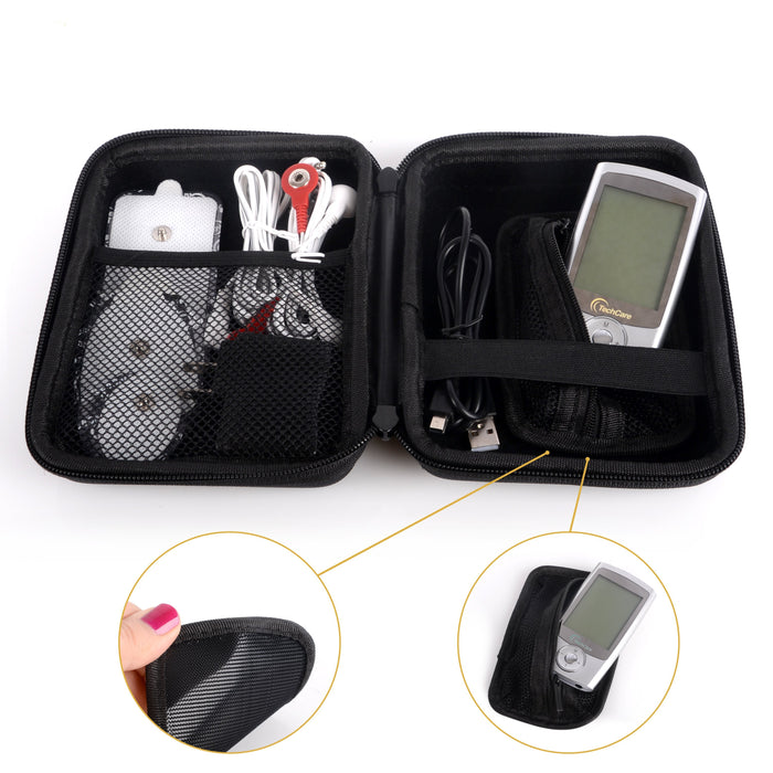 case for tens unit massager, case for tens machine